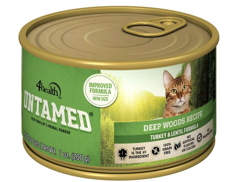 2020 4health Cat Food Review: Healthy & Affordable Natural Cat Food 8