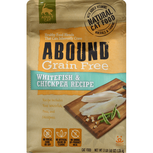 Abound Cat Food Review 2021: Naturally Complete Feline Nutrition 7