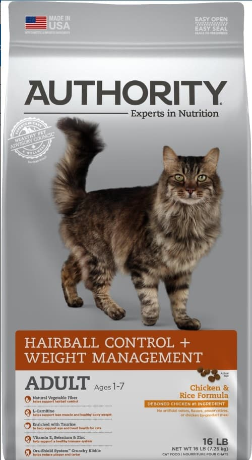 2020 Authority Cat Food Review: Low-cost Quality Food for your Cat 3