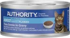 Authority Tuna Entree in Gravy