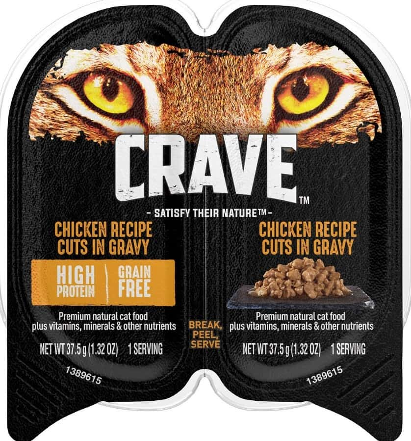 Crave Cat Food Reviews: What You Need to Know 3