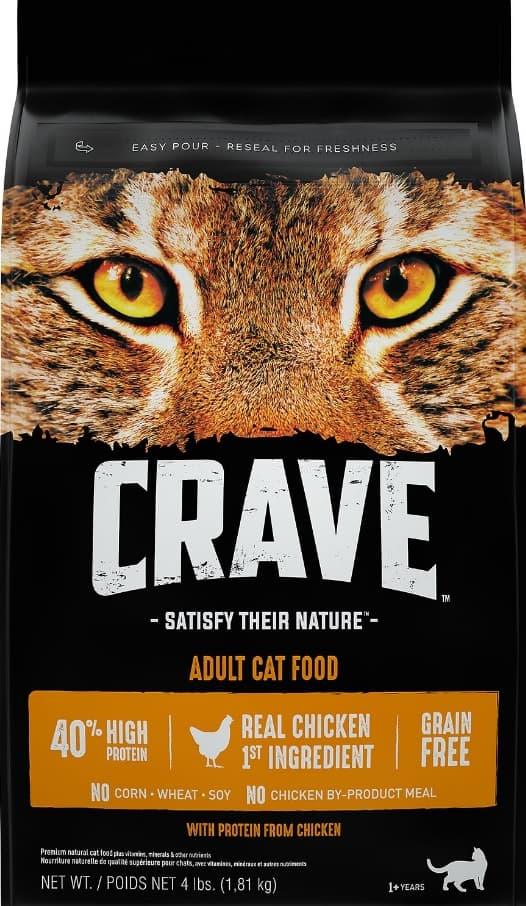 Crave Cat Food Reviews: What You Need to Know 2