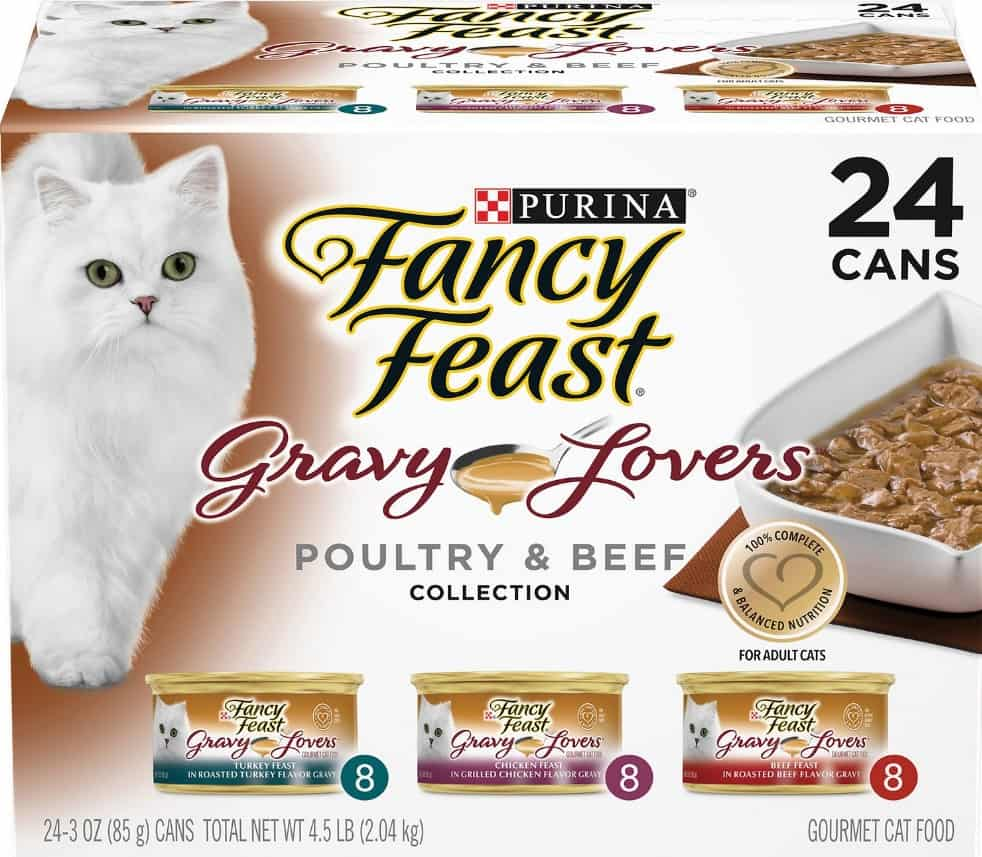 Top 12 Best Cat Foods [2020 Buyer's Guide For Dry & Wet] 19