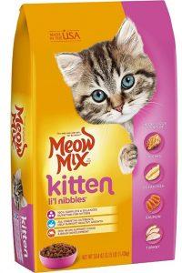 meow mix kittens