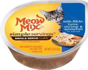 meow mix tuna and shrimp