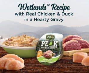 peak wet food