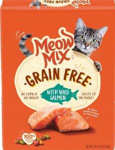 Meow mix grain free