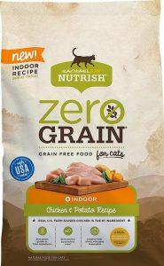 nutrish zero grain