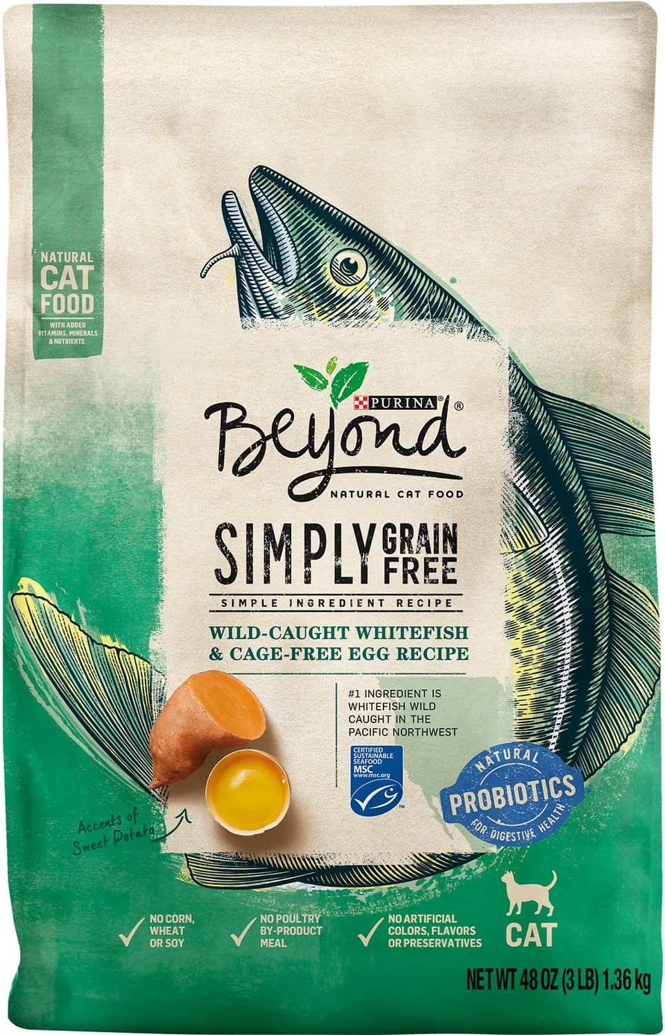 Best Grain Free Cat Food: [year] Reviews and Complete Buyer's Guide 2