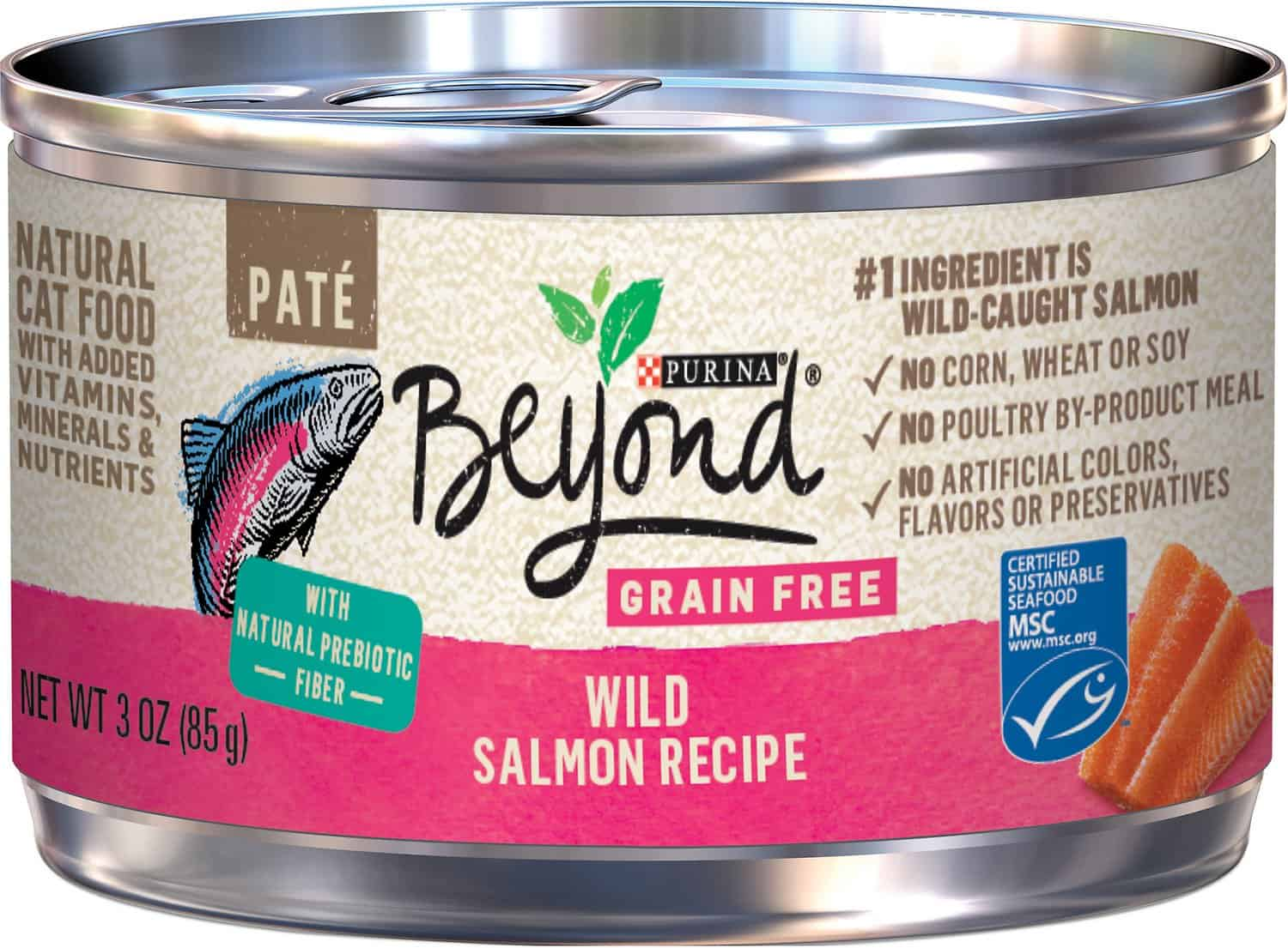 Best Grain Free Cat Food: [year] Reviews and Complete Buyer's Guide 5
