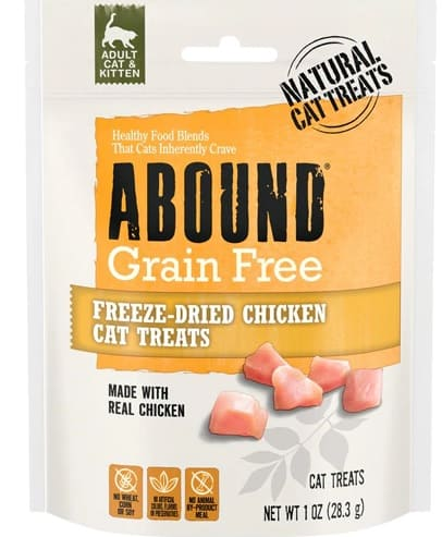 Abound Cat Food Review 2021: Naturally Complete Feline Nutrition 10