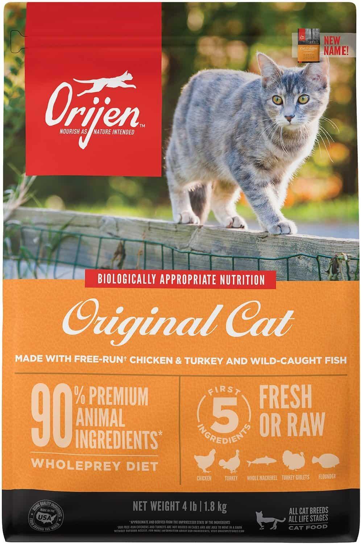 Orijen Cat Food [year]: An Honest Review 2