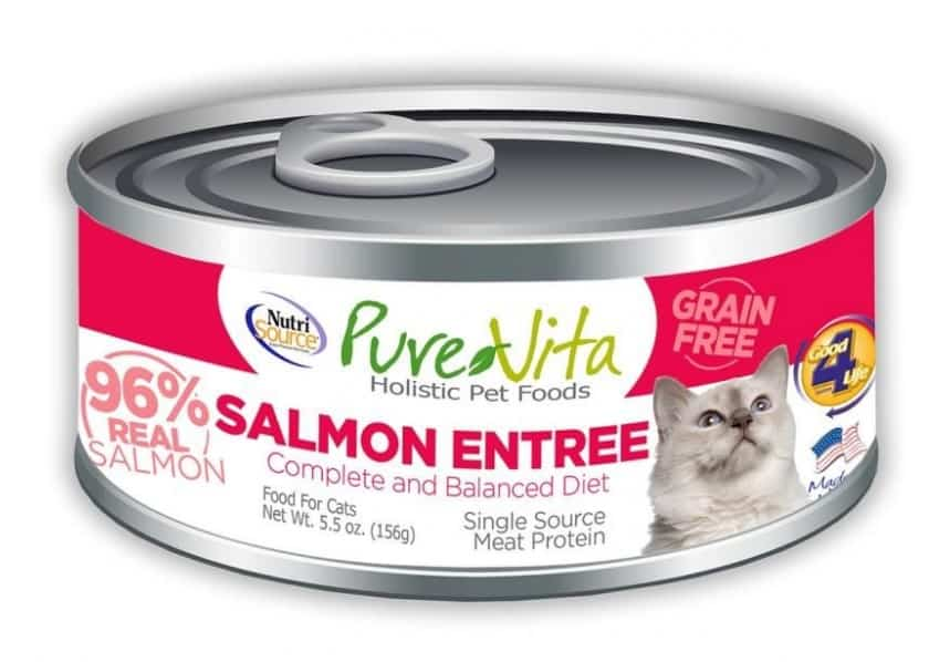 2021 Pure Vita Cat Food Review: Pure and Simple Nutrition 8