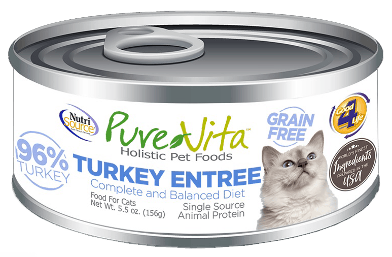 2021 Pure Vita Cat Food Review: Pure and Simple Nutrition 7