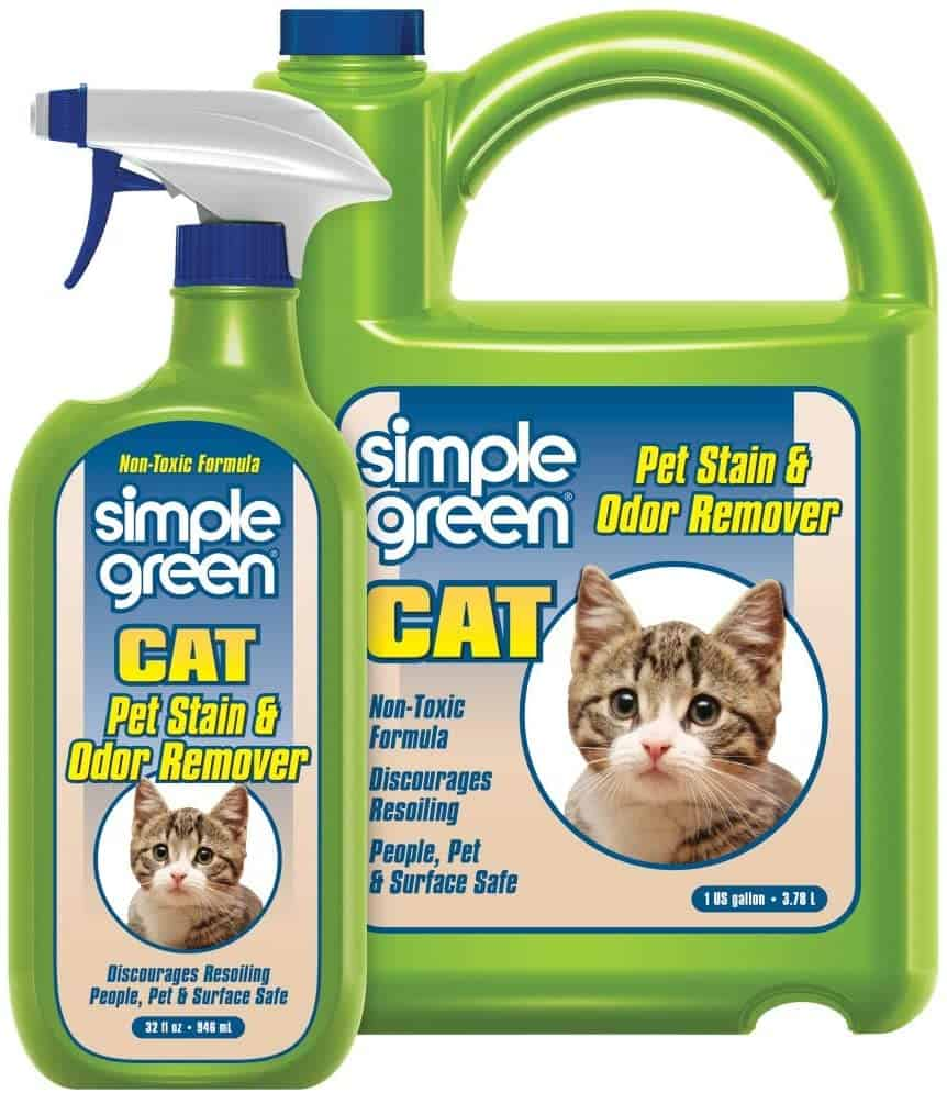 The Best Cat Urine Remover To Stop The Smell in Its Tracks 11