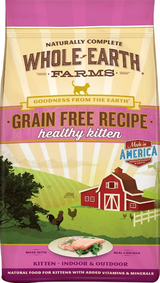 2020 Whole Earth Farms Cat Food Reviews: Affordable Goodness for Cats 9
