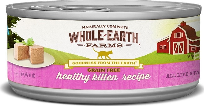 2020 Whole Earth Farms Cat Food Reviews: Affordable Goodness for Cats 10