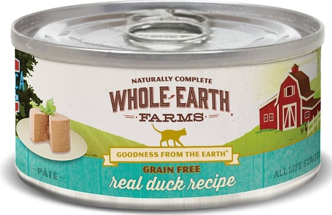 2020 Whole Earth Farms Cat Food Review: Affordable Goodness for Cats 7