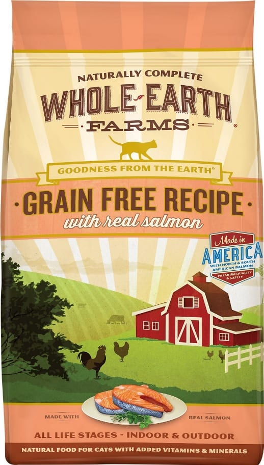 2020 Whole Earth Farms Cat Food Reviews: Affordable Goodness for Cats 3