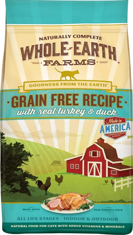2020 Whole Earth Farms Cat Food Reviews: Affordable Goodness for Cats 5