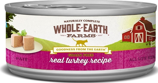 2020 Whole Earth Farms Cat Food Reviews: Affordable Goodness for Cats 8
