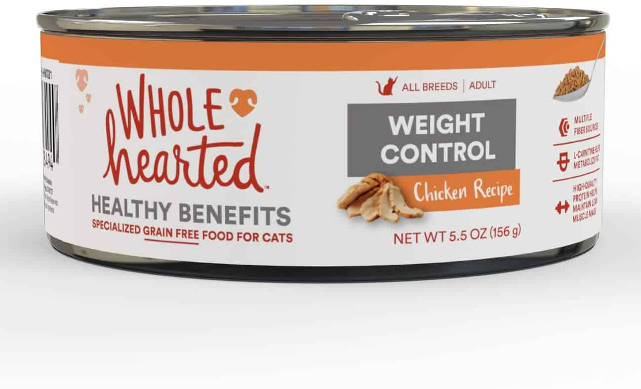 WholeHearted Cat Food Review 2021: Good Quality, Affordable Cat Food 6