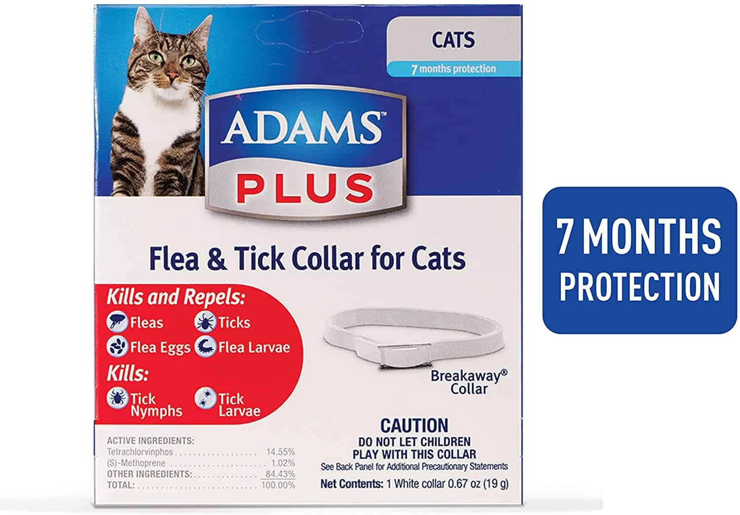 Best Cat Flea Collars for 2021: 7 Top Products to Get Rid of Pests 4