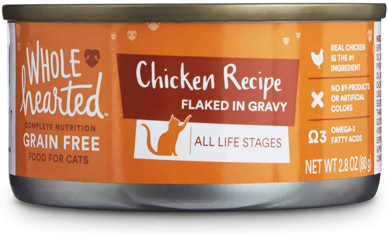 WholeHearted Cat Food Review 2021: Good Quality, Affordable Cat Food 5