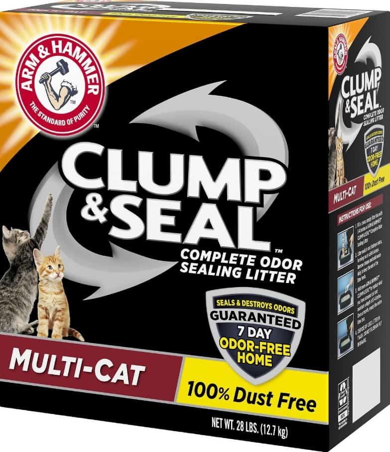 10 Best Clumping Cat Litters: Buyer's Guide & Reviews 4