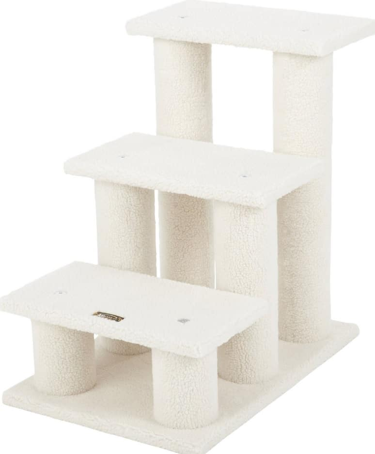 Stairs And Steps For Cat - Reviews for 2020 And DIY How To Make Them?! 1