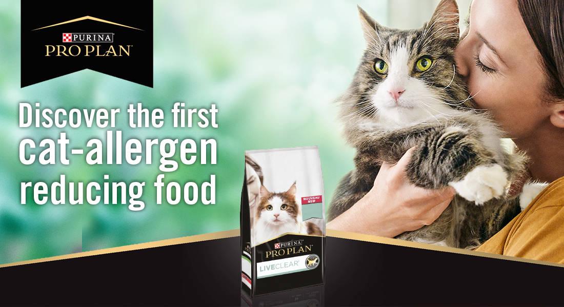 purina pro plan cat food review