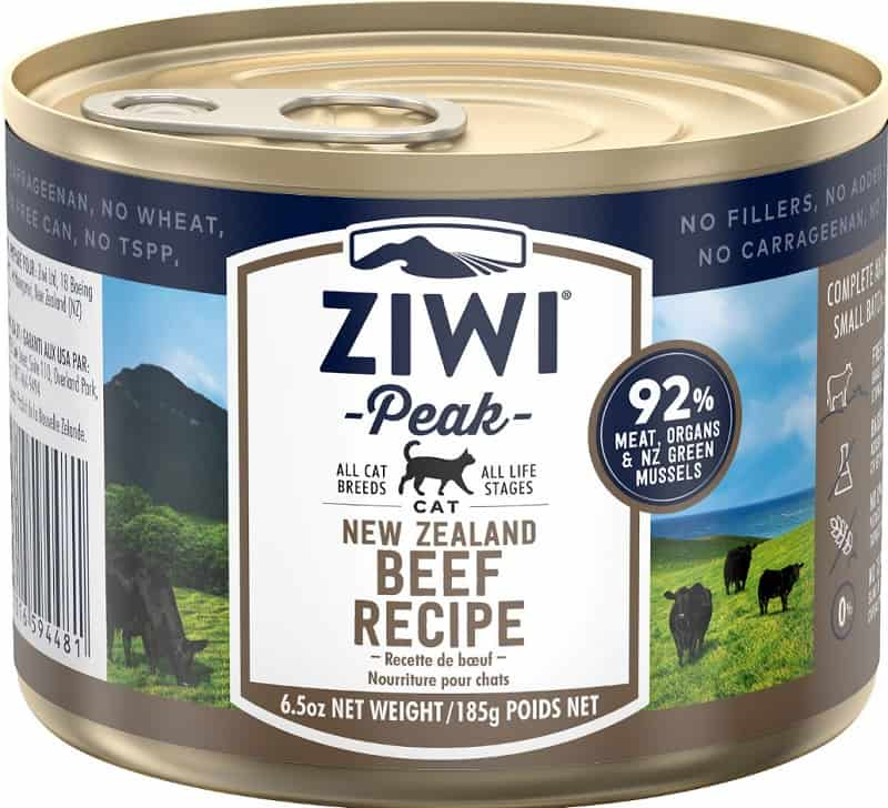 ZiwiPeak Cat Food Review 2021: Everything You Need To Know 4