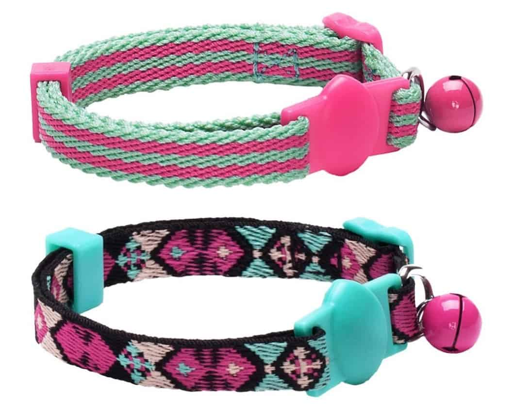 Reviews & Buyer's Guide for our Top 5 Best Cat Collars 2021 4