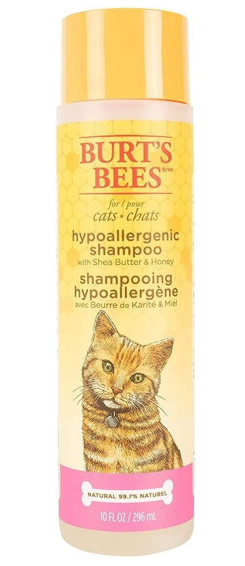Buyer's Guide & Reviews for 6 Best Cat Shampoos 2020 5