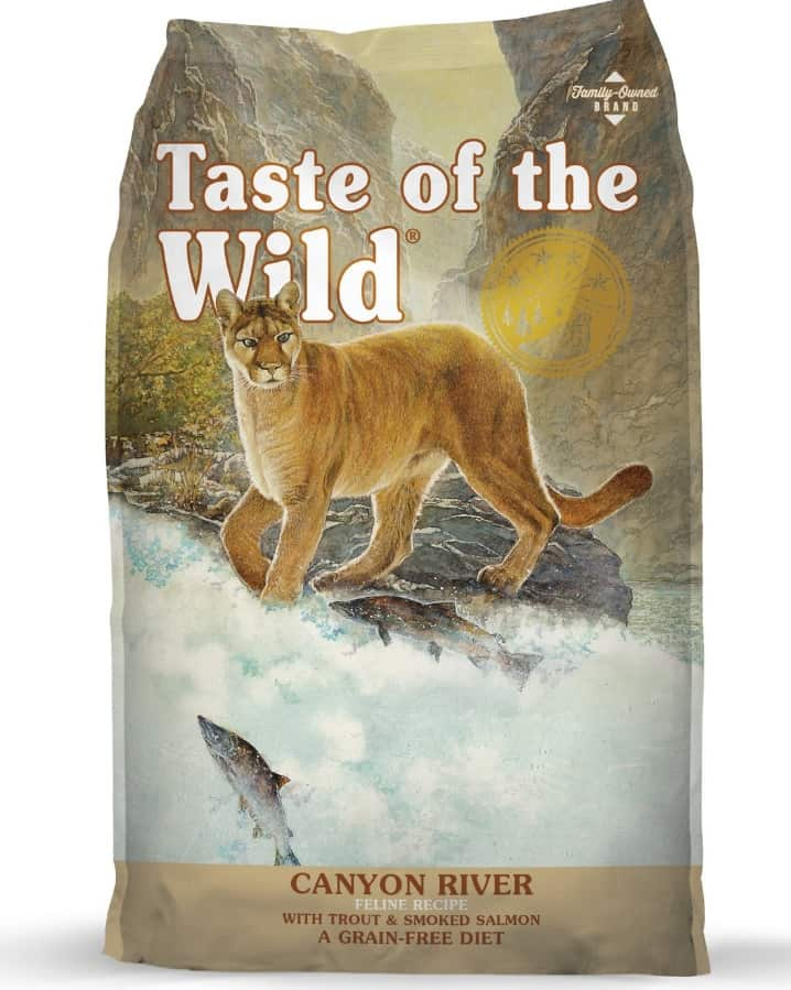 Taste of the Wild Cat Food Review 2020: What You Need To Know 5