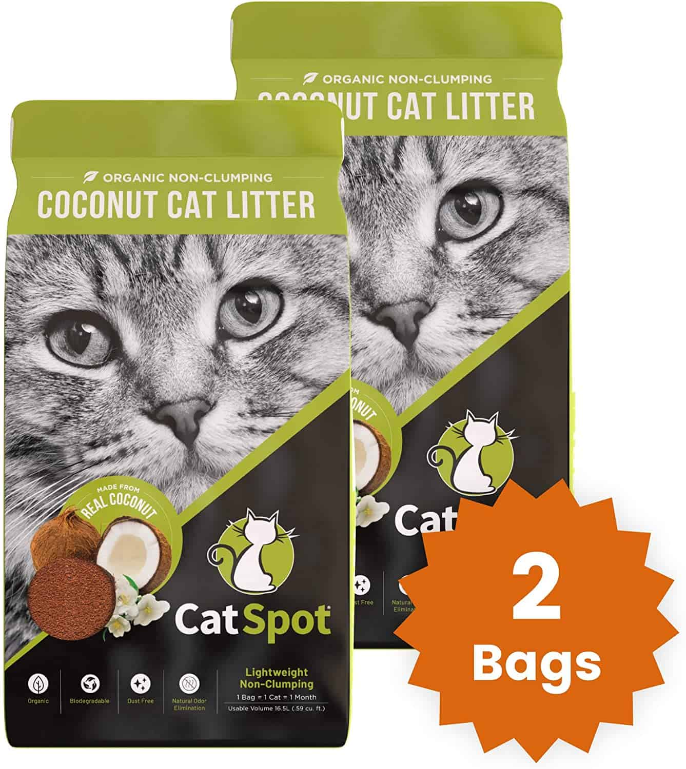 CatSpot Litter Review: A Natural Cat Litter Guide for 2020 1