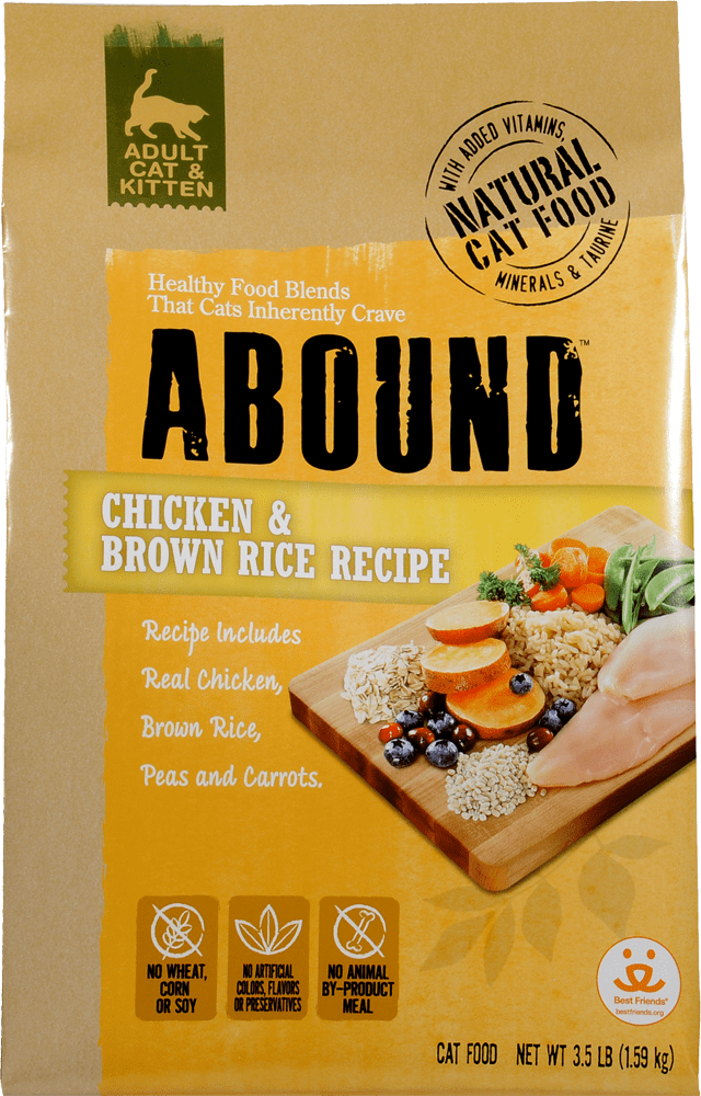 Abound Cat Food Review 2021: Naturally Complete Feline Nutrition 4