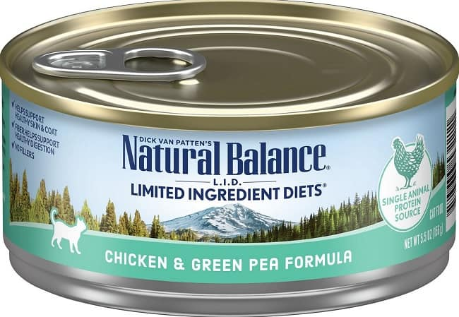 Natural Balance Cat Food Review 2021: All You Need to Know 4