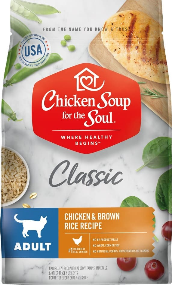 2020 Chicken Soup for the Soul Cat Food Review: Naturally Good Food 3
