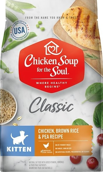 2020 Chicken Soup for the Soul Cat Food Review: Naturally Good Food 4