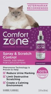 6 Best Cat Calming Spray in 2020: A Buyer's Guide and Review 19