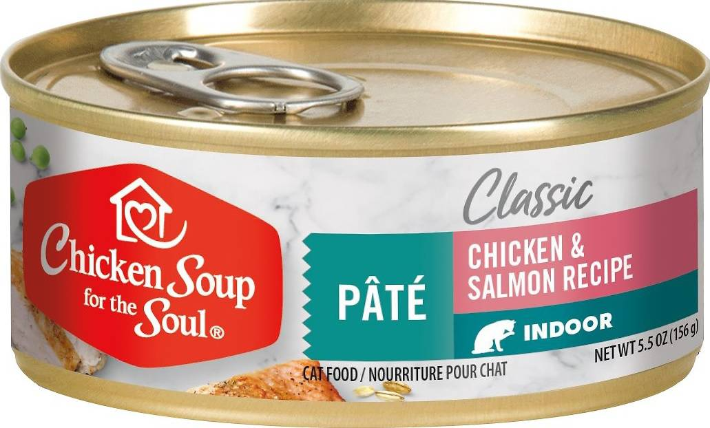 2020 Chicken Soup for the Soul Cat Food Review: Naturally Good Food 6