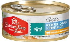 2020 Chicken Soup for the Soul Cat Food Review: Naturally Good Food 14