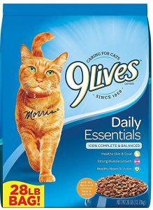 9 Lives Cat Food Review 2020: Tasty & Economical Cat Food 9