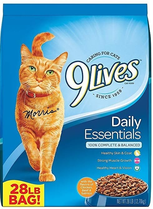 9 Lives Cat Food Review 2021: Tasty & Economical Cat Food 2