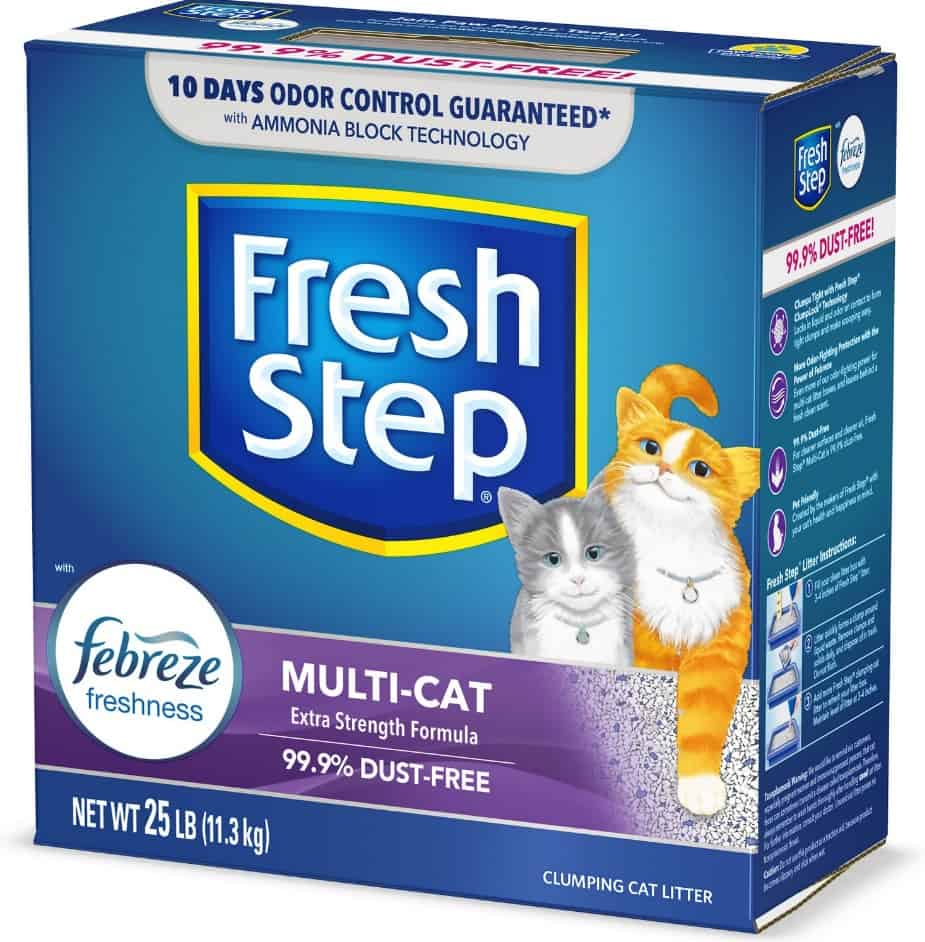 The Best Cat Litters for Odor Control [2020] 3