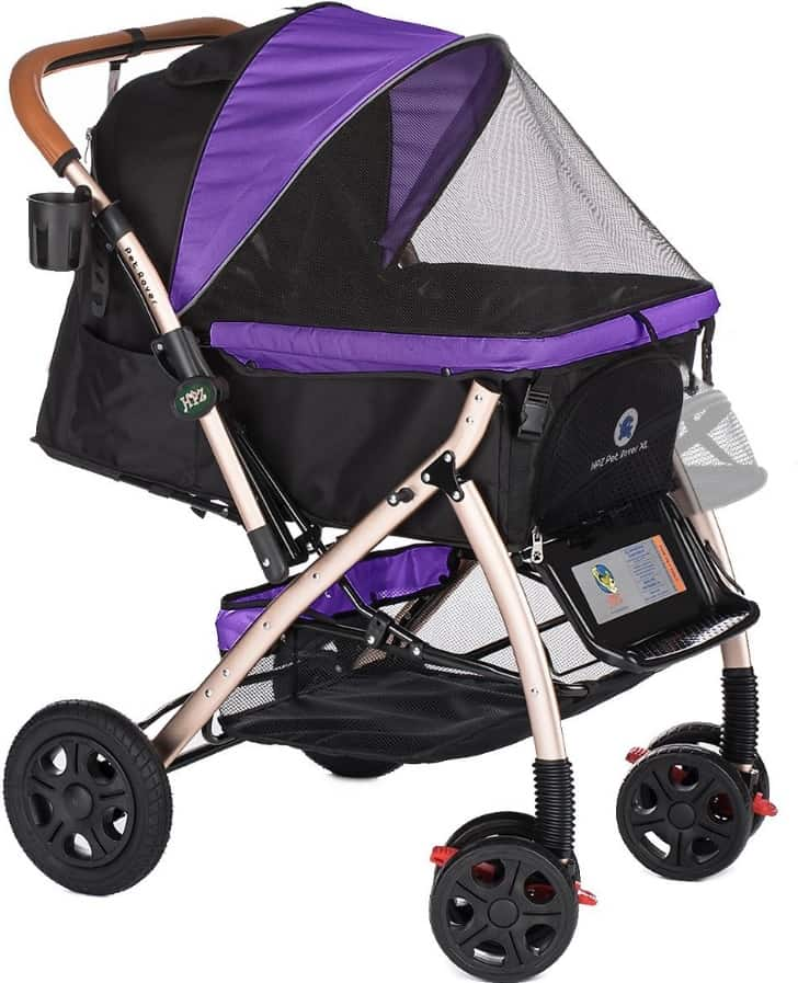The Best Cat Stroller To Walk Your Cat in Comfort and Style 8