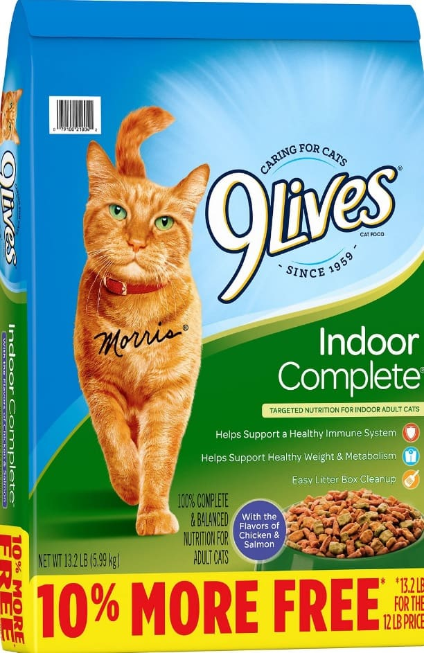 9 Lives Cat Food Review 2021: Tasty & Economical Cat Food 4