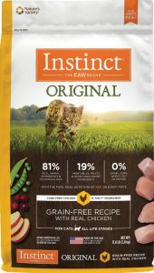 2020 Nature's Variety Instinct Cat Food Review: Naturally High Protein Diet for your Feline! 9
