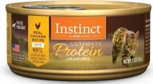 2020 Nature's Variety Instinct Cat Food Review: Naturally High Protein Diet for your Feline! 14
